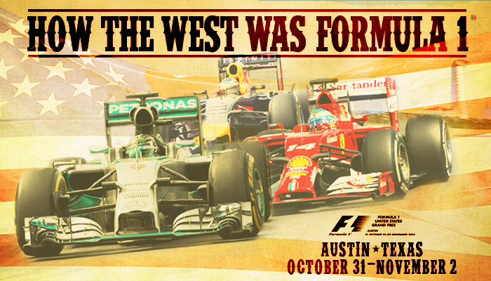 Austin Formula 1 Races Oct 31 – Nov 2